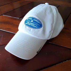 Michael Jordan Celebrity Golf Invitational Hat